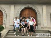Прогулки по городу Шанхай (1)