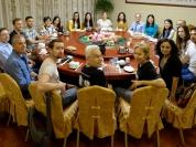09 Class dinner