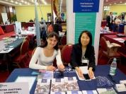 В Москву приехали наши коллеги из Ливерпульского Университета г.Сучжоу (октябрь 2014 г.)