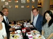 Ужин после MBA-Fair (27.09.14)