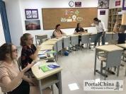 Начало учебы Шанхай (3)