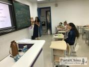 Начало учебы Шанхай (5)