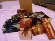 Подарки для партнеров