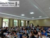 Приветствие студентам Порталчайна (2)
