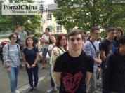 Тур по кампусу Эмей (1)