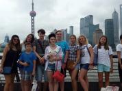 Поездка группы в Шанхай 09 - 11.07.2016
