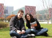 Студенты Ливерпульского Университета в Сучжоу (2013 год)