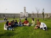 Студенты Ноттингемского Университета в Нинбо (2013 год)