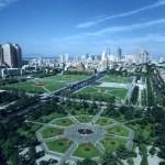 Далянь - один из крупнейших городов Китая.