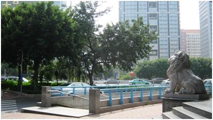 Taxi in Guangzhou