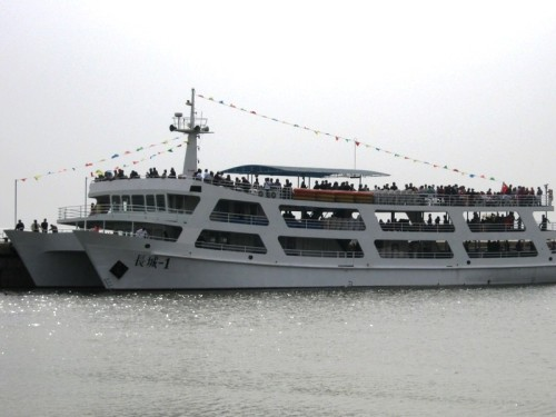 Great Wall Cruise Ship