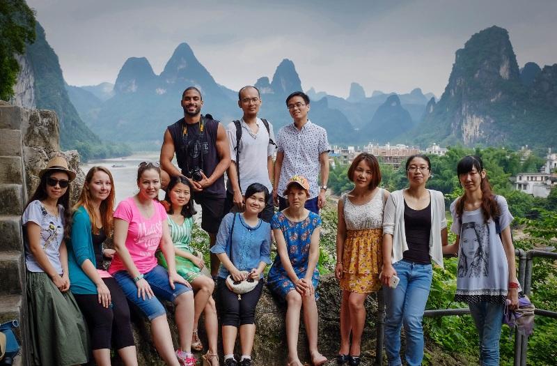 Yangshuo language school - 12