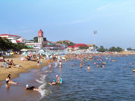 Beach Nandaihe - Hebei College (1)