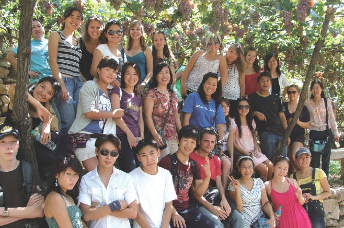 Summer Camp of Hebei College 8