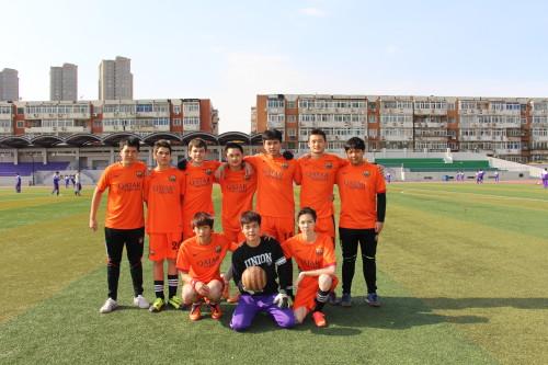 南开中学国际部足球队