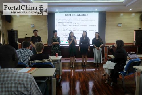Приветствие студентам Порталчайна (3)