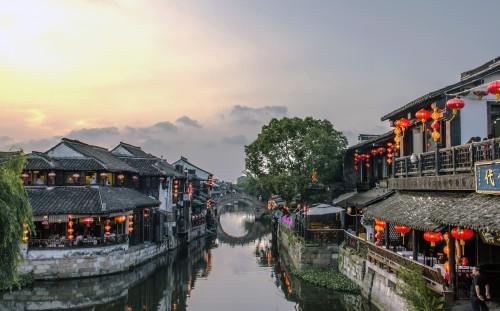 Traditional_buildings_Shaoxing_Jiangnan_Town_China_3840x2400