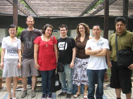 Летние каникулы – 2011 в Китае