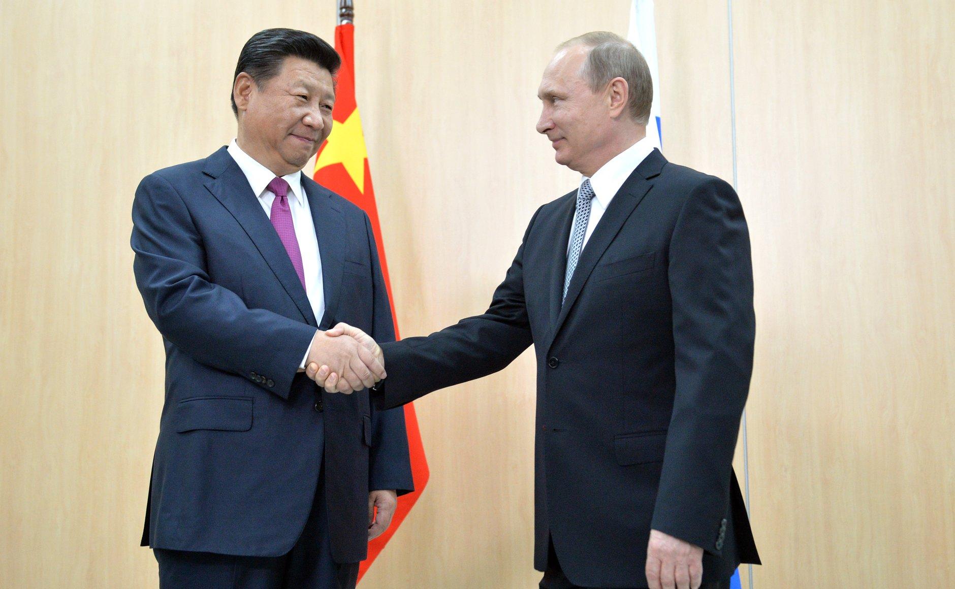 Наивысший уровень российско-китайских отношений