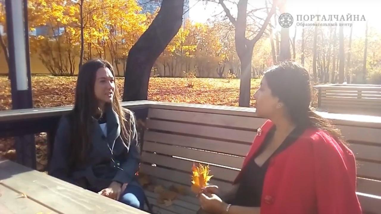 Видео-отзыв Инессы о магистратуре в Ливерпульском университете