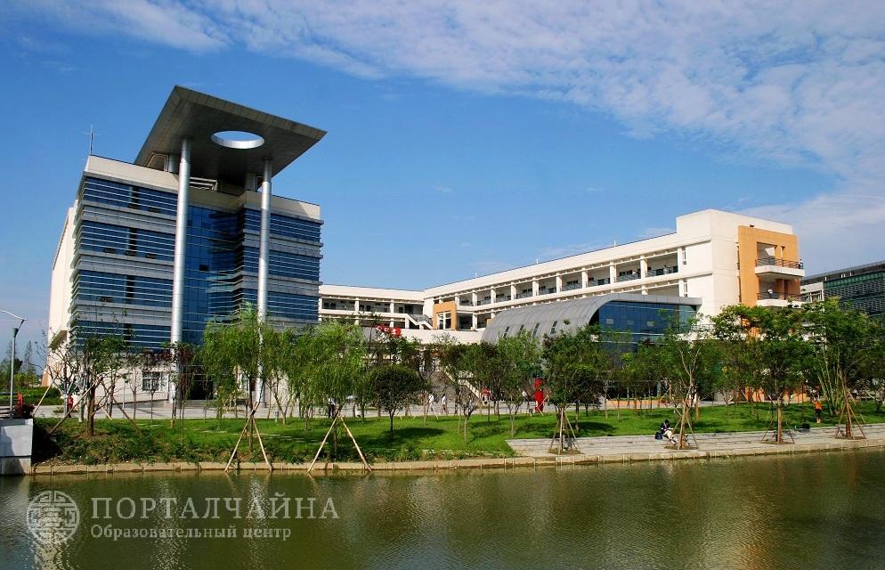 Юго-Западный Университет Цзяотун / Southwest Jiaotong University