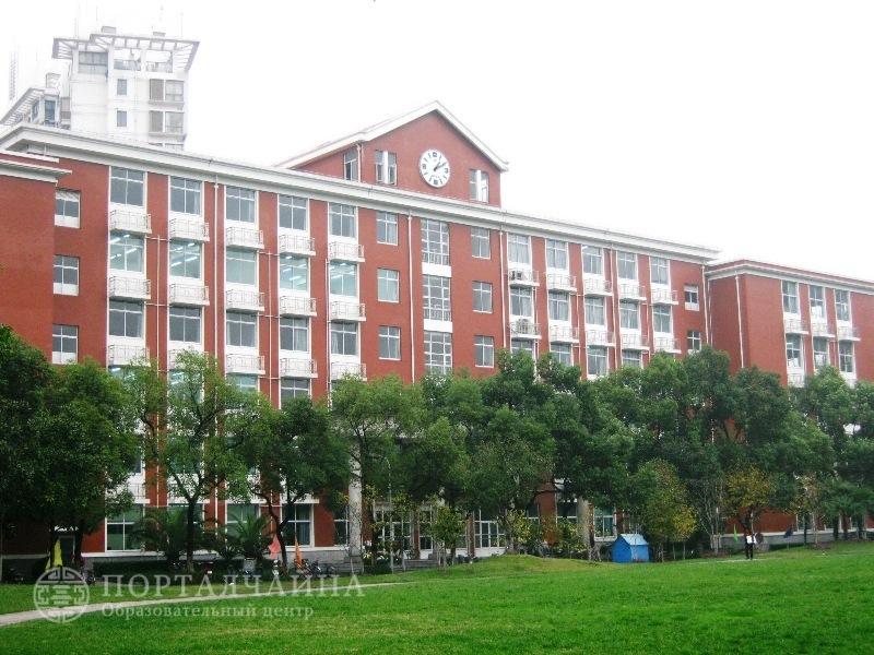 Шанхайский Университет / Shanghai University