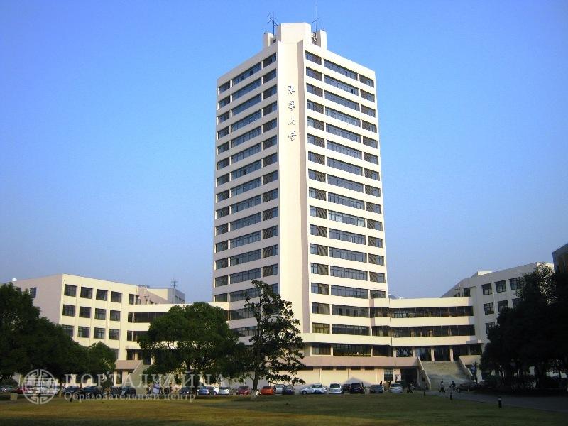 Университет Дунхуа / Donghua University