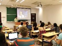 Зимняя языковая программа в Шанхайском Университете Иностранных Языков