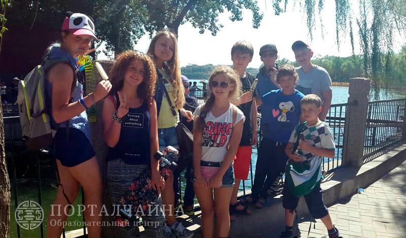 Поездка группы в Пекин 04.08.2015-06.08.2015