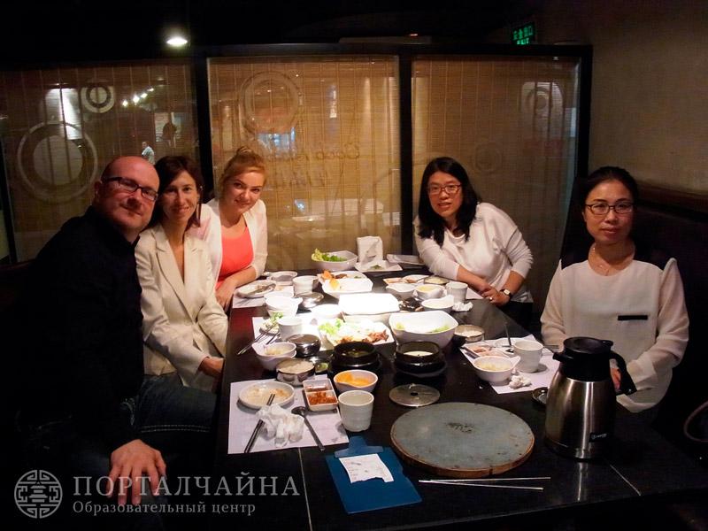 Наши встречи в партнерами в Китае, 2012 год