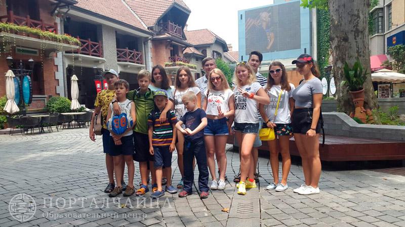 Поездка группы в Шанхай 15 - 17.07.2016