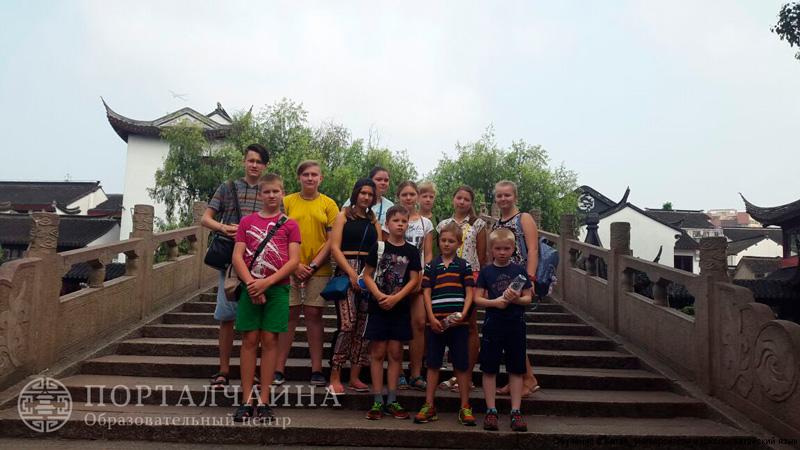 Поездка группы в Шанхай 12-14.07.2016