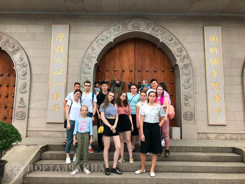 Экскурсии по городу и океанариум Шанхай-2018